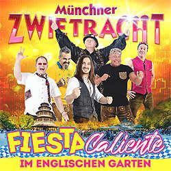 Münchner Zwietracht, Fiesta Caliente im Englischen Garten