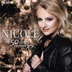 Nicole, 50 ist das neue 25