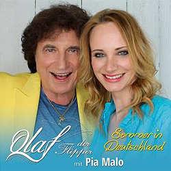 Olaf und Pia Malo, Sommer in Deutschland