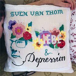 Sven van Thom, Liebe und Depression