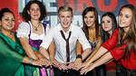 die große Chance, Ivana Cibulova, Petra Mayer, Thorsteinn Einarsson, Moni Rose, Harfonie