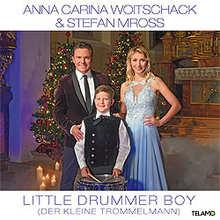 Anna-Carina Woitschack, Stefan Mross. Little drummer boy