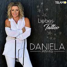 Daniela Alfinito, Liebes Tattoo