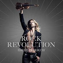 David Garrett, Rock Revolution