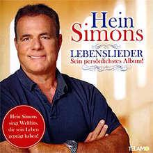 Hein Simons, Lebenslieder