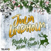 Julia Lindholm, Rudolf, das kleine Rentier
