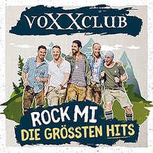 Voxxclub, Rock mi - Die größten Hits