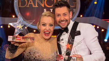 Verena Scheitz, Florian Gschaider, Dancing Stars