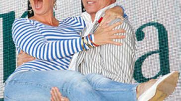 Alfons Haider, Barbara Schöneberger, Starnacht am Wörthersee