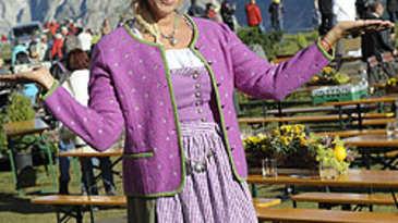 Andrea Kiewel, Herbstshow