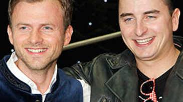 Andreas und Willi Gabalier