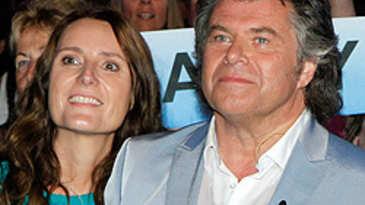 Andy Borg, Musikantenstadl, Frau Birgit