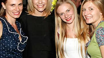 Francine Jordi, Poxrucker Sisters