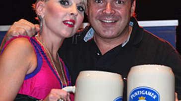 Hannah, Tim Toupet, Oktoberfest 2013