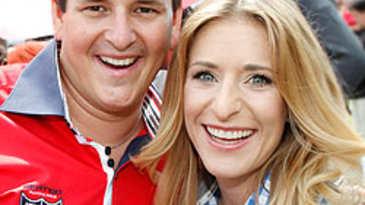 Marc Pircher, Stefanie Hertel