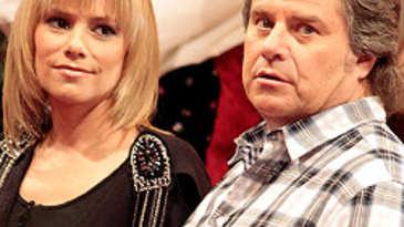 Andy Borg, Musikantenstadl, Francine Jordi
