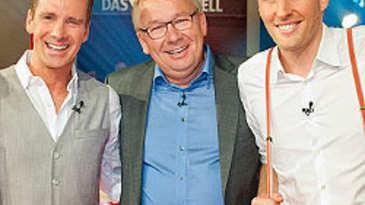 Jürgen Milski, Bernd Stelter, Maxi Arland