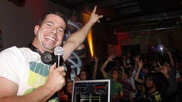 Showmaster DJ Mäd Mäxx
