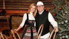 Sonja Weissensteiner, DJ Ötzi, Zauberhafte Weihnacht