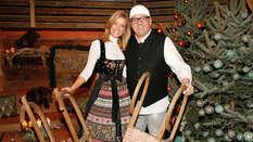 Zauberhafte Weihnacht, Sonja Weissensteiner, DJ Ötzi