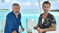 Das Traumschiff, Florian Silbereisen, Daniel Morgenroth