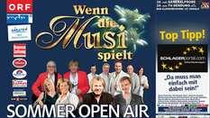 Wenn die Musi spielt - Sommer Open Air 2017