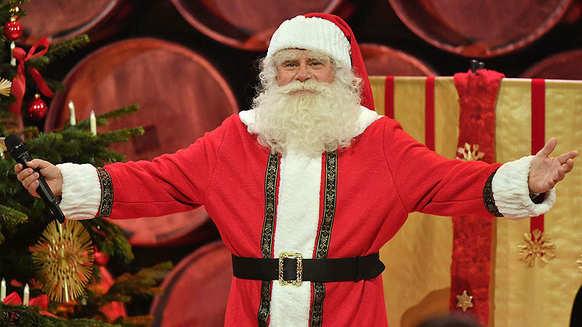 Andy Borg, Weihnachtsmann